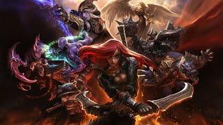 League of Legends - Кинематографический трейлер