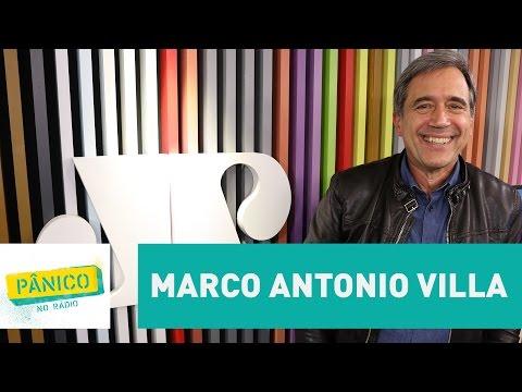 Marco Antonio Villa - Pânico - 19/05/17