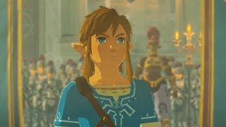 Zelda: Breath of the Wild Champions' Ballad Ending thumbnail