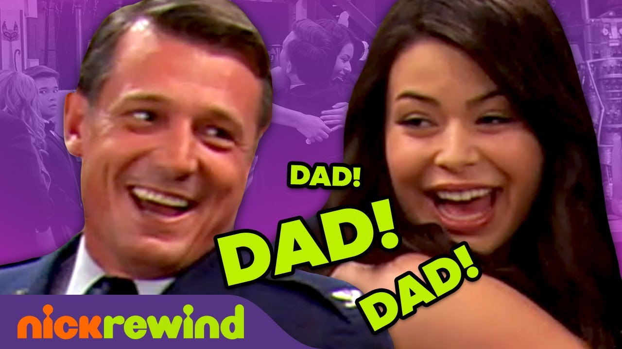 Download iCarly Finale | Carly's Dad Comes Home 👨✈️ NickRewind