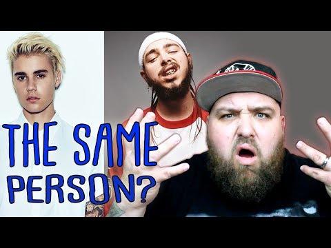 POST MALONE CONSPIRACY THEORY - Justin Bieber IS Post Malone?!? 🔥🔥