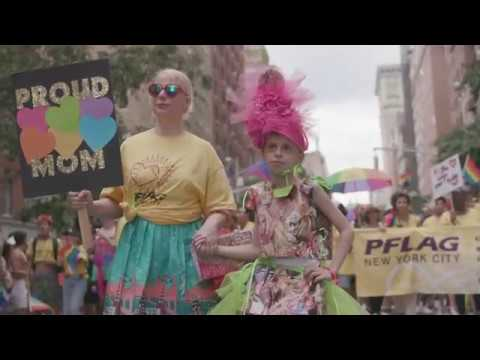 Desmond is Amazing: 'Meet Wendylou & Desmond' from Google's Pride #showup