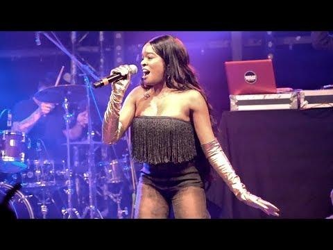Azealia Banks - Luxury - Live in TLV, Israel