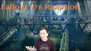 Fallout #76 Reaction | リアクションビデオ