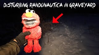 RANDONAUTICA BROUGHT US TO A CREEPY GRAVEYARD & WHAT WE FOUND WAS DISTURBING!