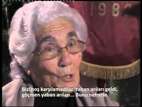 Turkish Greek exchange (My cretan Lemon tree)