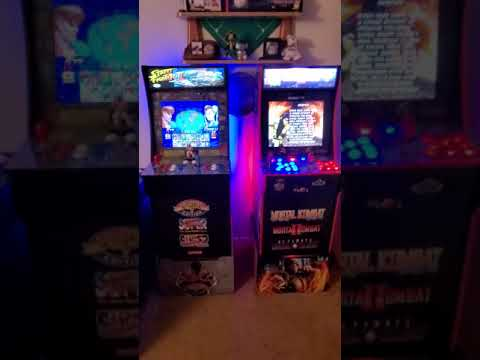arcade 1up complete mod finished from Gamer Stan