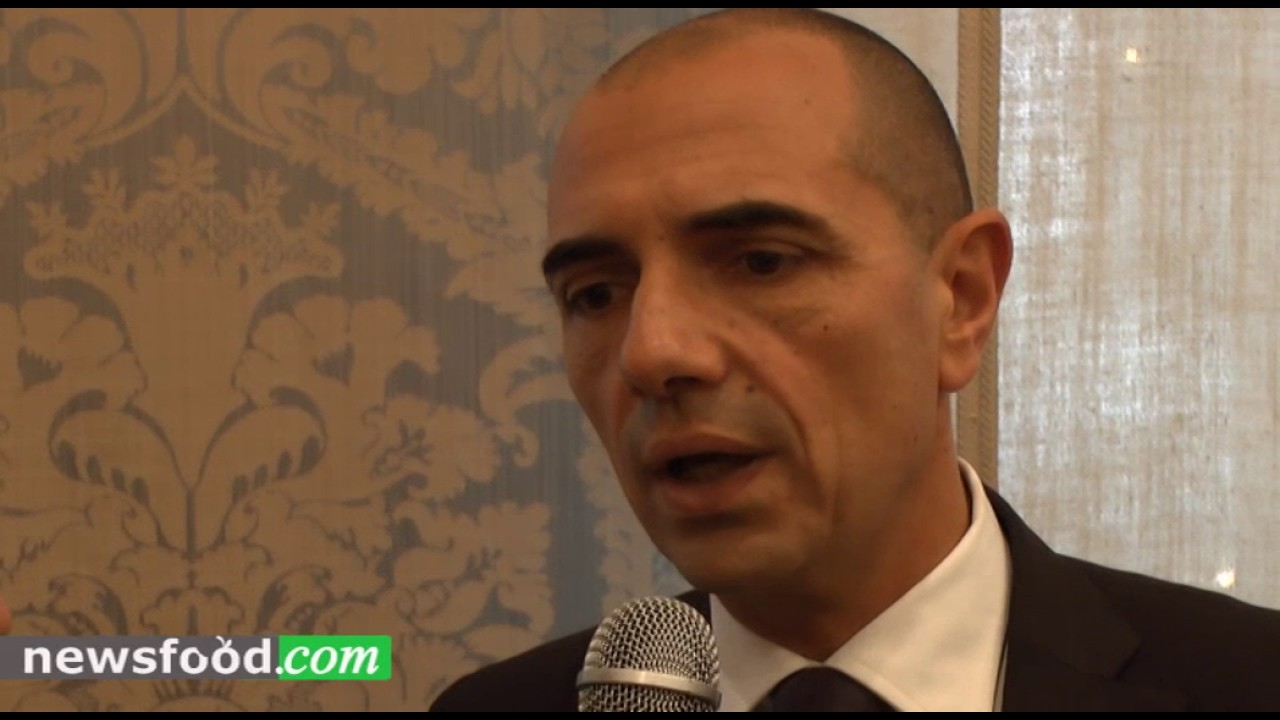 Luigi Scordamaglia Presidente Federalimentari