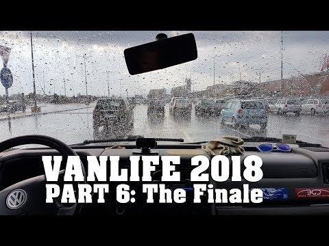 Vanlife 2018 Part 6: The Finale