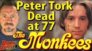 Baixar Peter Tork of the Monkees, Dead at 77 - Our Tribute