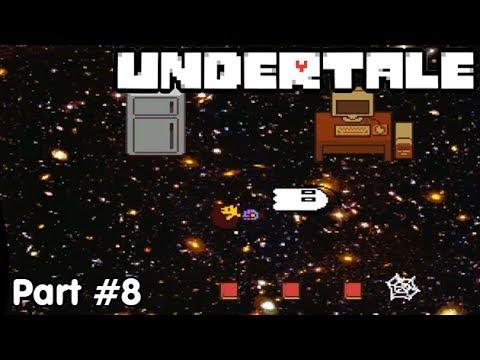 Slim Plays Undertale (Blind) - #8. Waterfall Garbage Hole
