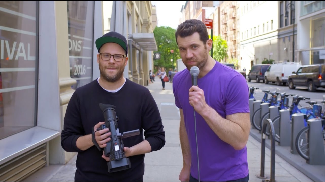 Image result for seth rogen billy eichner