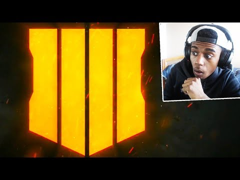 REACTING TO THE OFFICIAL BLACK OPS 4 TEASER!! (Call of Duty®: Black Ops 4 Teaser) thumbnail