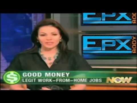 Work at Home- Tanya Rivero ABC News