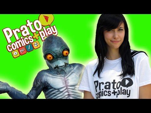 PRATO COMICS BACKSTAGE