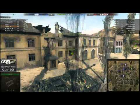 WoT - Immortals vs Easy Co - Go4WoT Asia - Cup 32 - Round of 16
