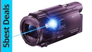 The 5 best 4k camcorder 2020! here is product links, 1. sony pxw-z150 ► https://amzn.to/2vdryvk 2. fdrax53/b https://amzn.to/2vfd7il 3. panasonic ...