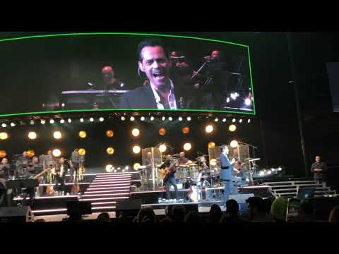 MI GENTE - Marc Anthony (American Airlines Center) Dallas Texas.