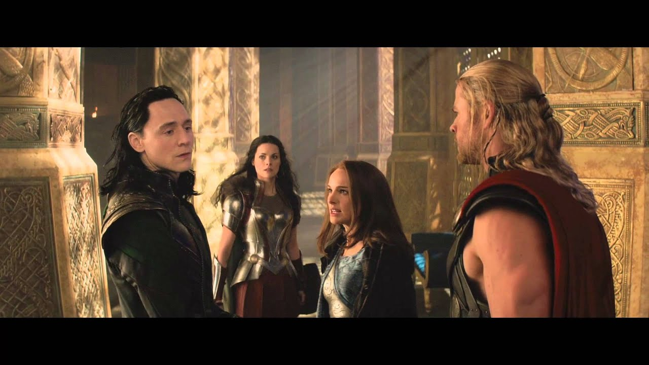 Thor: The Dark World on iTunes