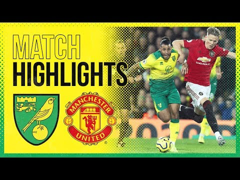 HIGHLIGHTS | Norwich City 1-3 Manchester United | Tim Krul Saves TWO Penalties