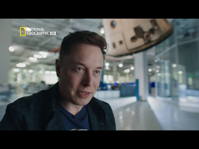 MARS Inside SpaceX National Geographic 2018 Documentary  ENG