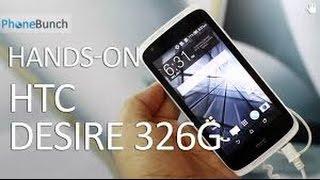 HTC DESIRE 326G UNBOXING!!!!