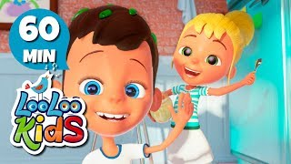 Jack and Jill - Educational Songs for Children | LooLoo Kids