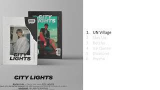 Baekhyun 'City Lights' - The 1st Mini Album (EP)