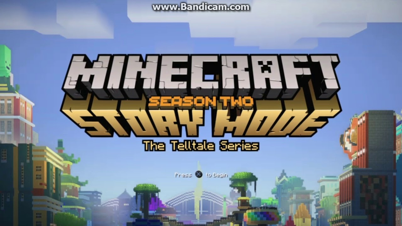 Minecraft Story Mode Season Two Season Pass Ps4 Huge Problem Youtube