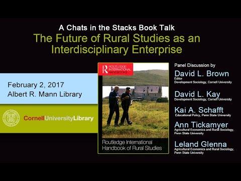 Brown, et al , Rural Studies