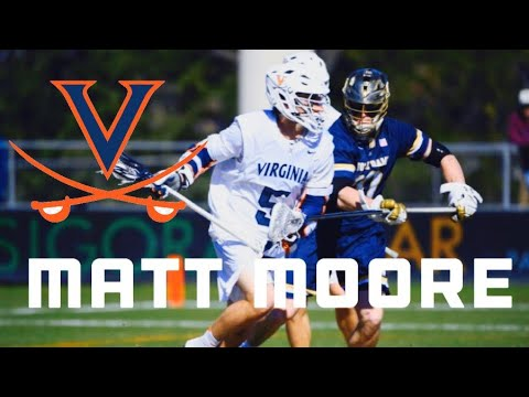 Matt Moore 2019 Sophomore Year Lacrosse Highlights