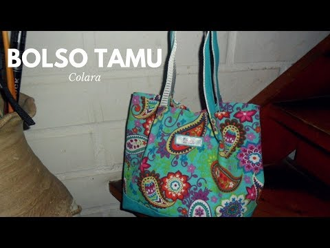 Bolsa Tamu Paso a Paso // Contents Bag Step by Step 2018