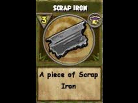 EASIEST way to get scrap iron in Wizard101