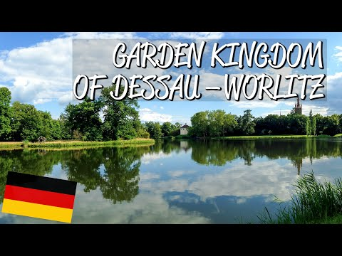 Garden Kingdom of Dessau-Worlitz - UNESCO World Heritage Site