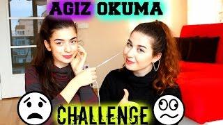 Gambar cover Dudak Okuma  Challenge ft. Zeynep