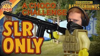 When chocoTaco and a DMR Loathe Each Other Very Much... - PUBG Gameplay