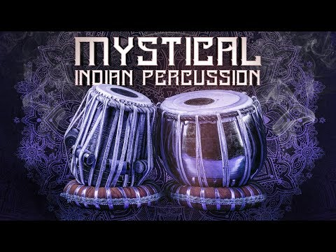 Mystical Indian Percussion (live recorded loops)