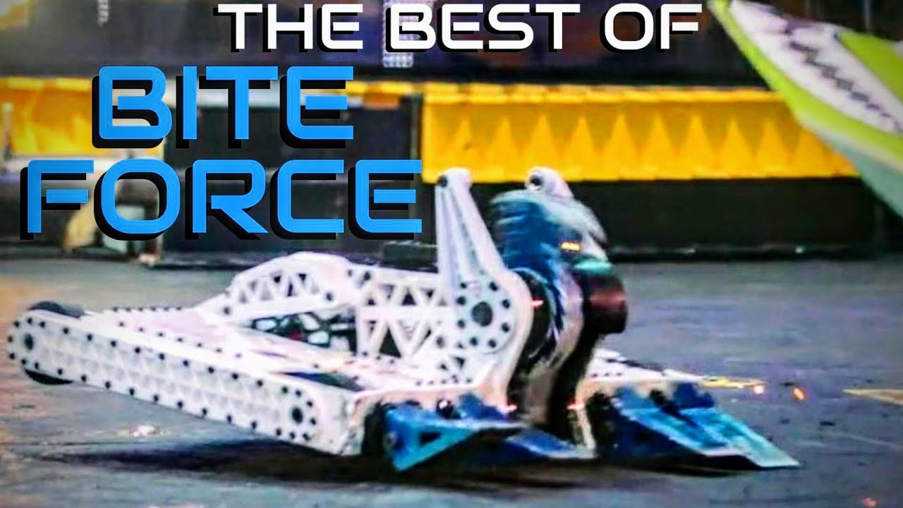 Download The Best Of Bite Force - Battlebots Season 7-9 - 2016-2019 - Champion - Now Moved To BlooperSphoof2