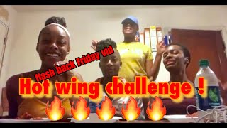 HOTTEST WINGS EVER! #hottestwingchallenge