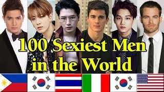 100 Sexiest Men in the World 2018 - Jungkook of BTS is no. 1!