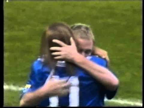 Sebastian Rozental Goal Vs St Johnstone Scottish Cup 25th January 1997