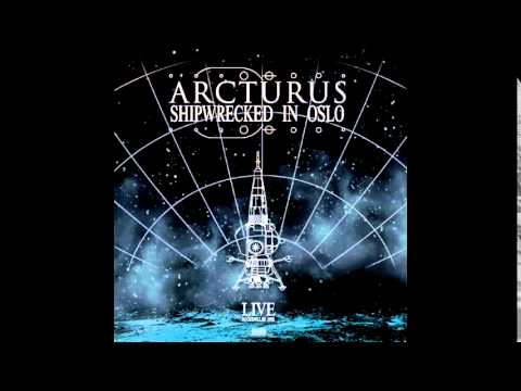 Arcturus  Shipwrecked in Oslo CD Master  Full Album