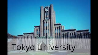 Universities of tokyo (part 24)