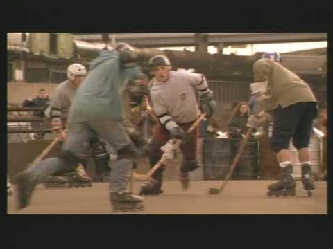 Street Hockey - Airborne Style