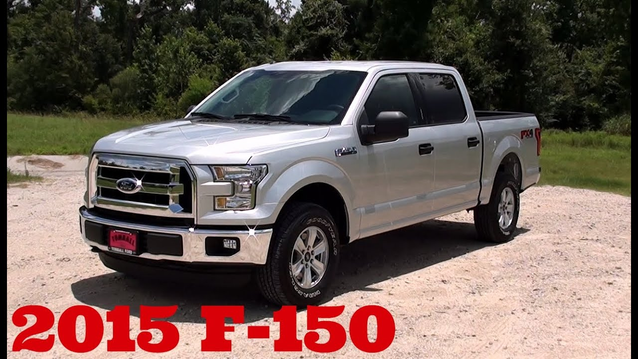 2015 ford f 150 xlt fx4 review drive youtube. Black Bedroom Furniture Sets. Home Design Ideas
