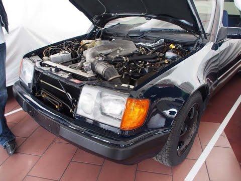 Mercedes Benz W124 как правильно выбрать необходимый мотор?
