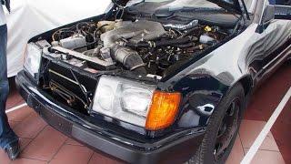 Mercedes Benz W124 как правильно выбрать необходимый мотор?(Mercedes Benz W124 что предпочесть – более старые моторы с их механическими впрысками и карбюраторами, или более..., 2017-01-09T10:51:00.000Z)