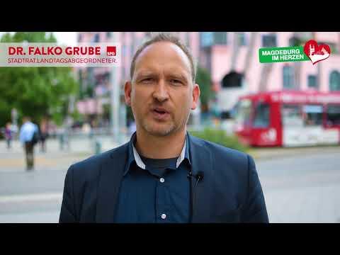 Statement zum 365-Euro-Ticket für den �PNV in Magdeburg