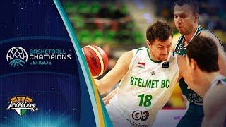 Vladimir dragicevic - stelmet enea zielona gora - highlights - basketball champions league 2017-18