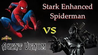 Baixar Stark Enhanced Spider-man v/s Agent Venom
